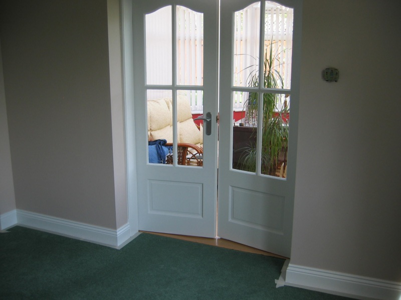 Completed Internal Doors Walls And Skirting Boards By P AS Hayselden Decorators Barnsley
